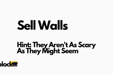 What is a Sell Wall