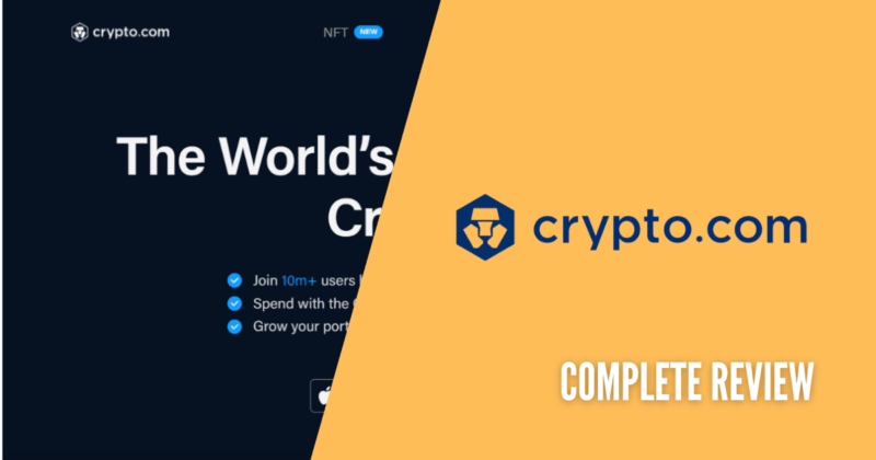Crypto.com Review 2021: An All-In-One Cryptocurrency Trading Platform