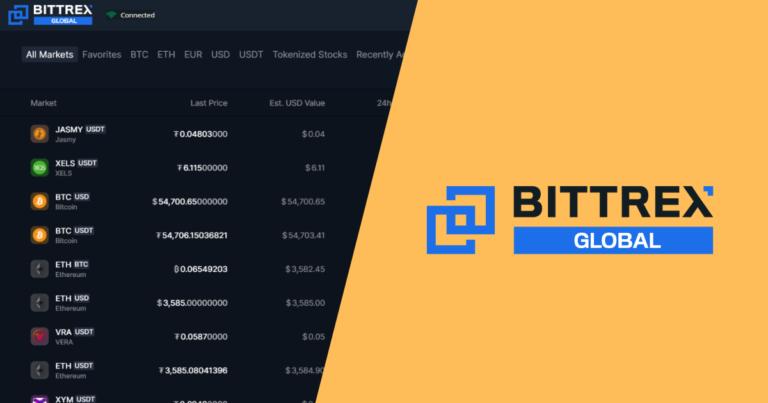 Bittrex Review